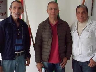 Sargento Luiz Antônio da Cunha é o novo sócio da ABERSSESC