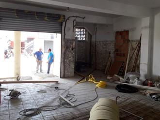 ABERSSESC realiza reforma em sala comercial da sede social
