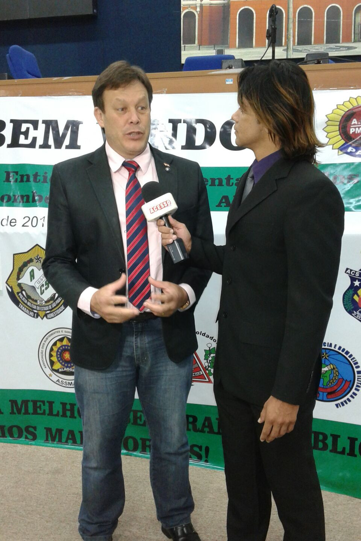 entrevista TV local