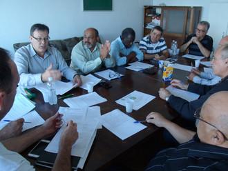 Conselho Deliberativo da ABERSSESC se reuniu na tarde desta sexta-feira (23)
