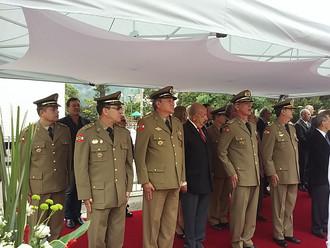PMSC homenageia os policiais mortos em serviço