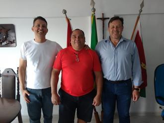 ABERSSESC tem novos sócios: os policiais militares Odnei Marcos dos Santos  e Jean Marcos  Leal do N