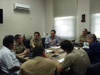 Reunião trata do projeto de carreira dos Praças e do QOA
