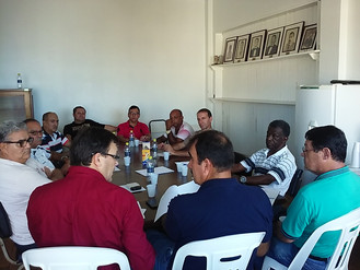 Conselho Deliberativo se reúne