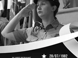 ABERSSESC lamenta, com profundo pesar, o assassinato da 3º sargento PM Regiane, vítima de feminicídi