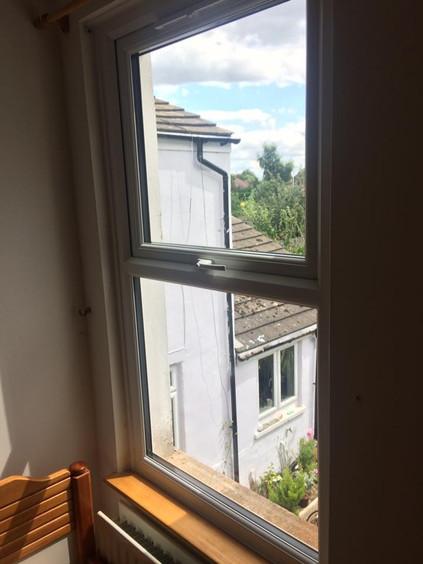 Windsor Bedroom Window