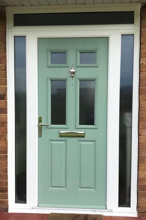 Slough, Composite Front Door