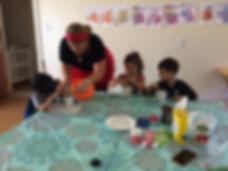 Cooking classs/ spanish class/ día de los muertos