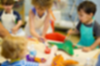 spanish and french classes with art, cooking, games