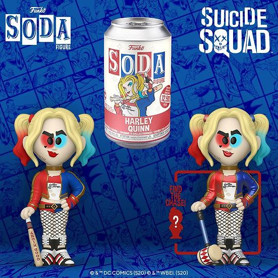 Soda Vinyl Suicide Squad Harley Quinn LE12500