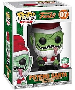 Pop! Psycho Santa (Red) Funko Shop LE3000