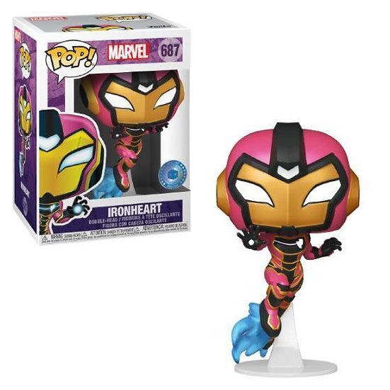 Pop! Ironheart Pop In A Box