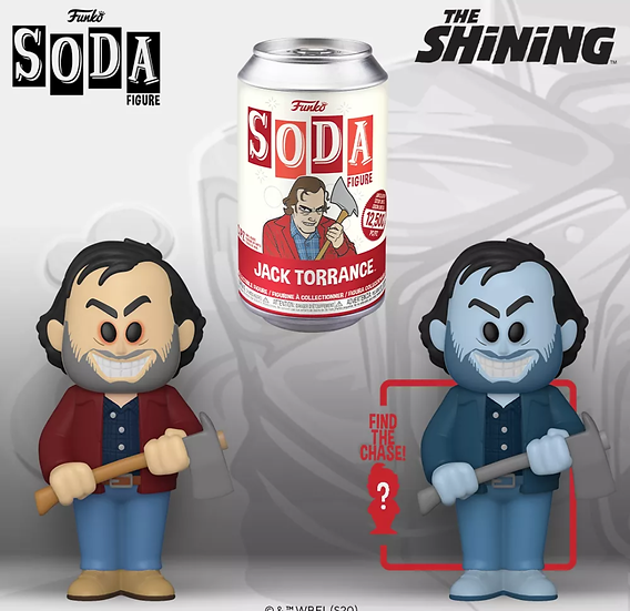 Soda Vinyl The Shining Jack Torrance LE12500