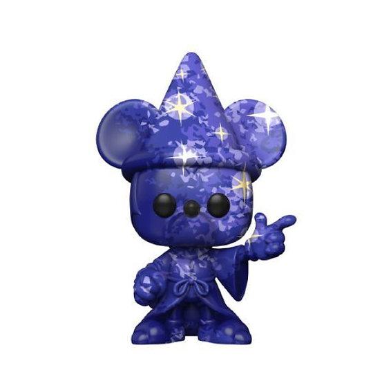 Pop! Sorcerer Mickey Starry Sky Artist Series