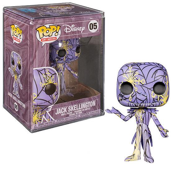 Pop! NBC Jack Skellington Art Series