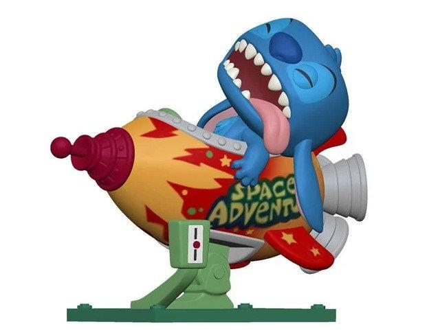 Pre-Order Pop! Lilo and Stitch - Stitch in Rocket