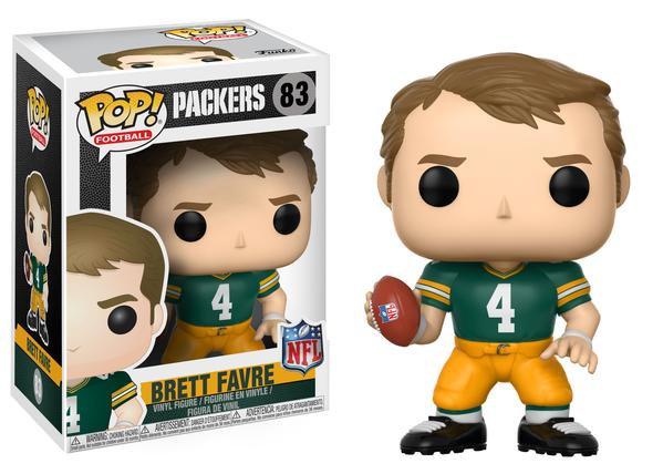 Pop! NFL Packers Brett Favre