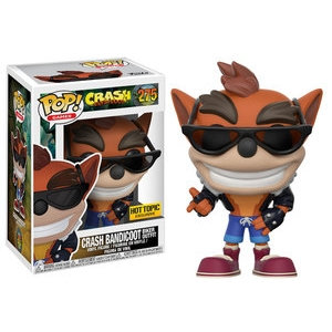 Pop! Crash Bandicoot Hot Topic