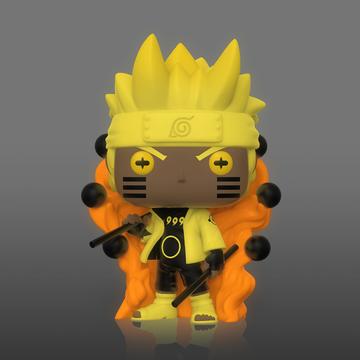Pre-Order Pop! Naruto-Naruto Six Path Sage (Glow)