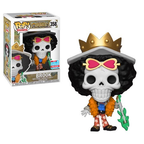 Pop! One Piece - Brook Fall Convention