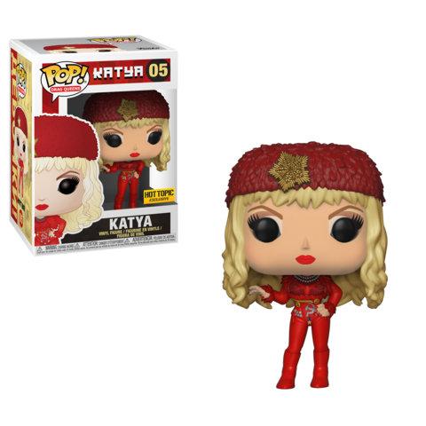 Pop! Katya Hot Topic