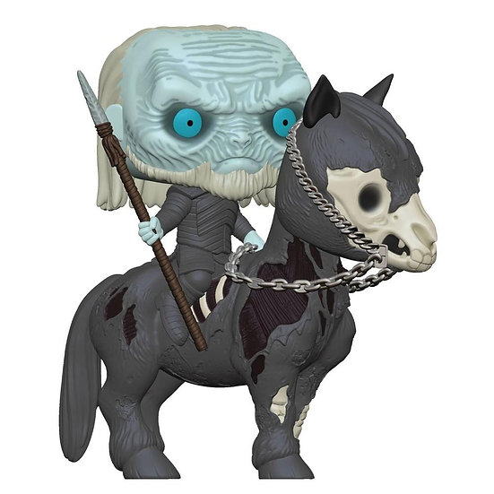 Pop! Mounted White Walker