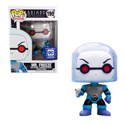 Pop! Mr. Freeze Animated Series DC Comics