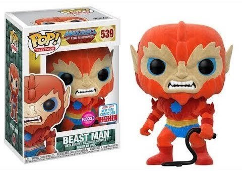 Pop! Beast Man (Fall)