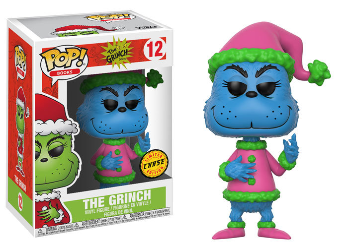 Pop! The Grinch Chase