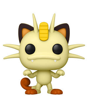 Pre-Order Pop! Pokemon Meowth
