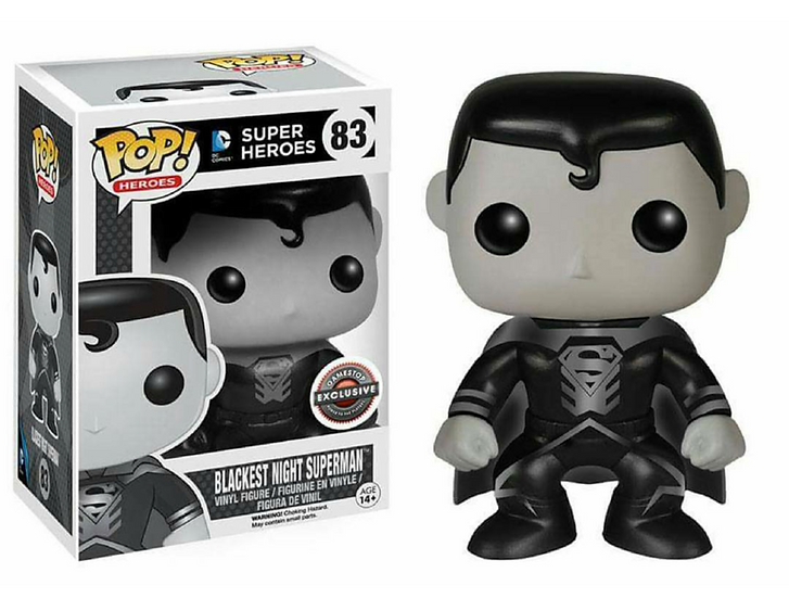 Pop! Blackest Night Superman