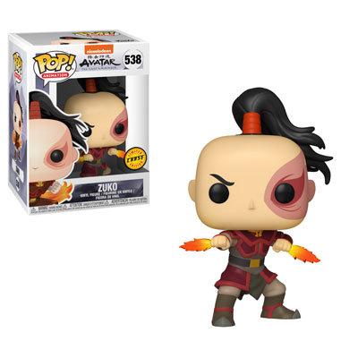 Pop! Avatar Zuko (Flame Daggers) Chase