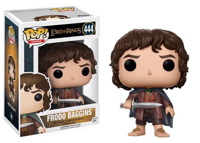 Pop! Frodo Baggins