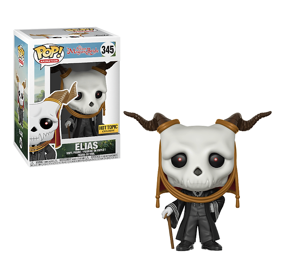 Pop! The Ancient Magus Bride Elias Hot Topic