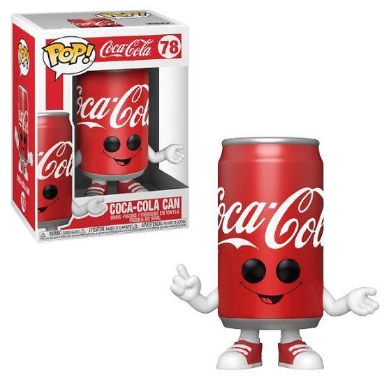 Pop! Coca Cola Can
