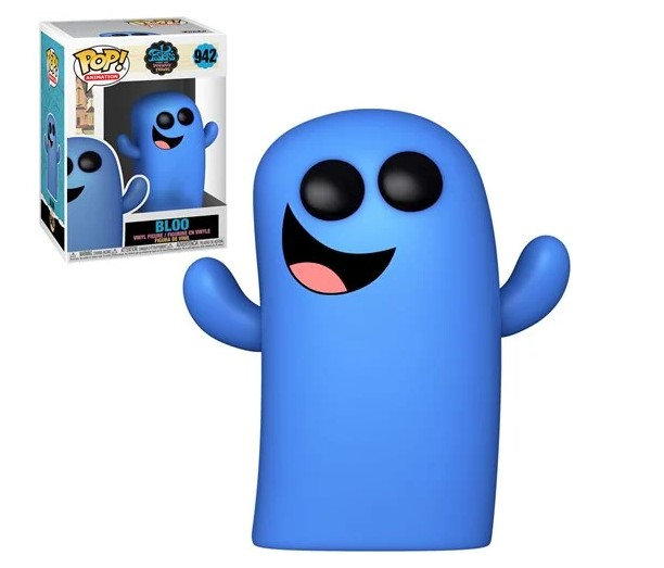 Pre-Order Pop! Fosters Home for Imaginary Friends Blue