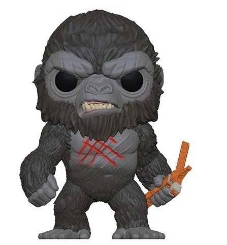 Pre-Order Pop! Godzilla vs. Kong-Scarred Kong