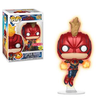 Pop! Marvel Captain Marvel Target