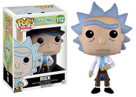 Pop! Rick