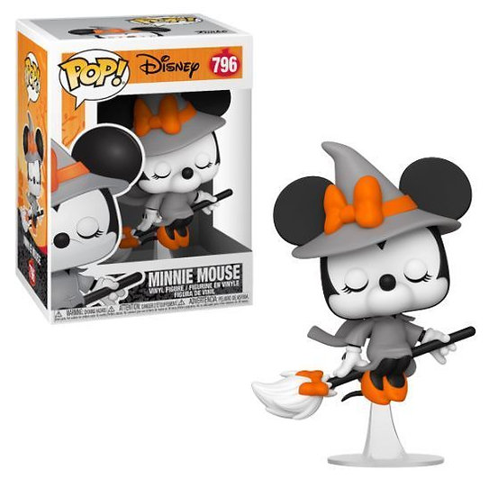 Pop! Witchy Minnie Mouse