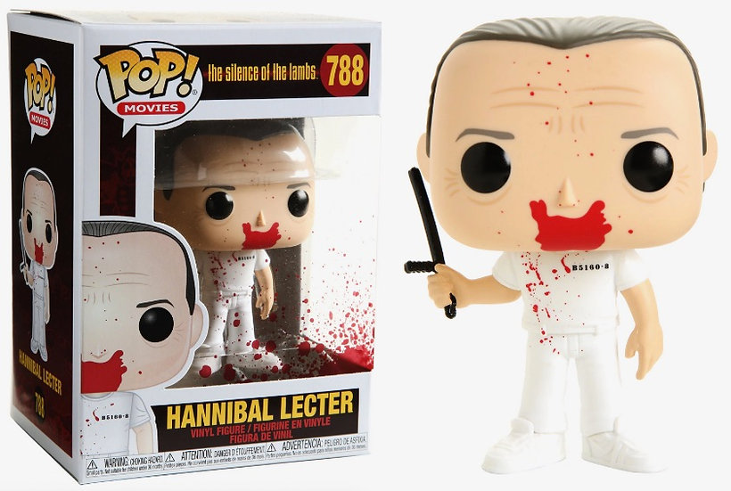 Pop! Hannibal Lecter 788