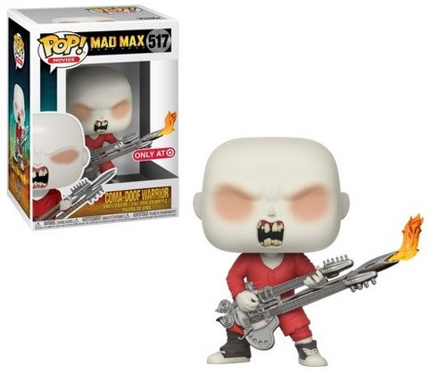 Pop! Mad Max Coma Doof Warrior Target