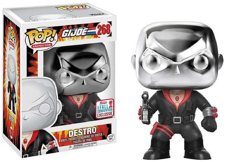 Pop! GIJOE Destro (Fall)