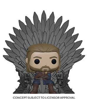 Pre-Order Pop! GOT - Ned Stark on the Throne