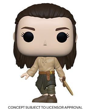 Pre-Order Pop! GOT - Arya Training