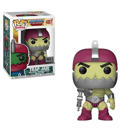 Pop! Trap Jaw FYE