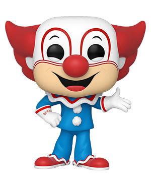 Pre-Order Pop! Ad Icons Bozo The Clown