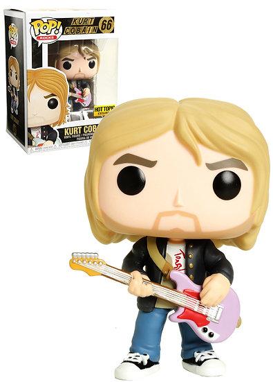 Pop! Kurt Cobain Hot Topic
