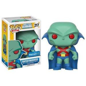 Pop! Martian Manhunter Walmart