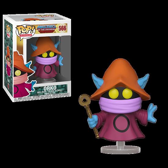 Pop! Orko